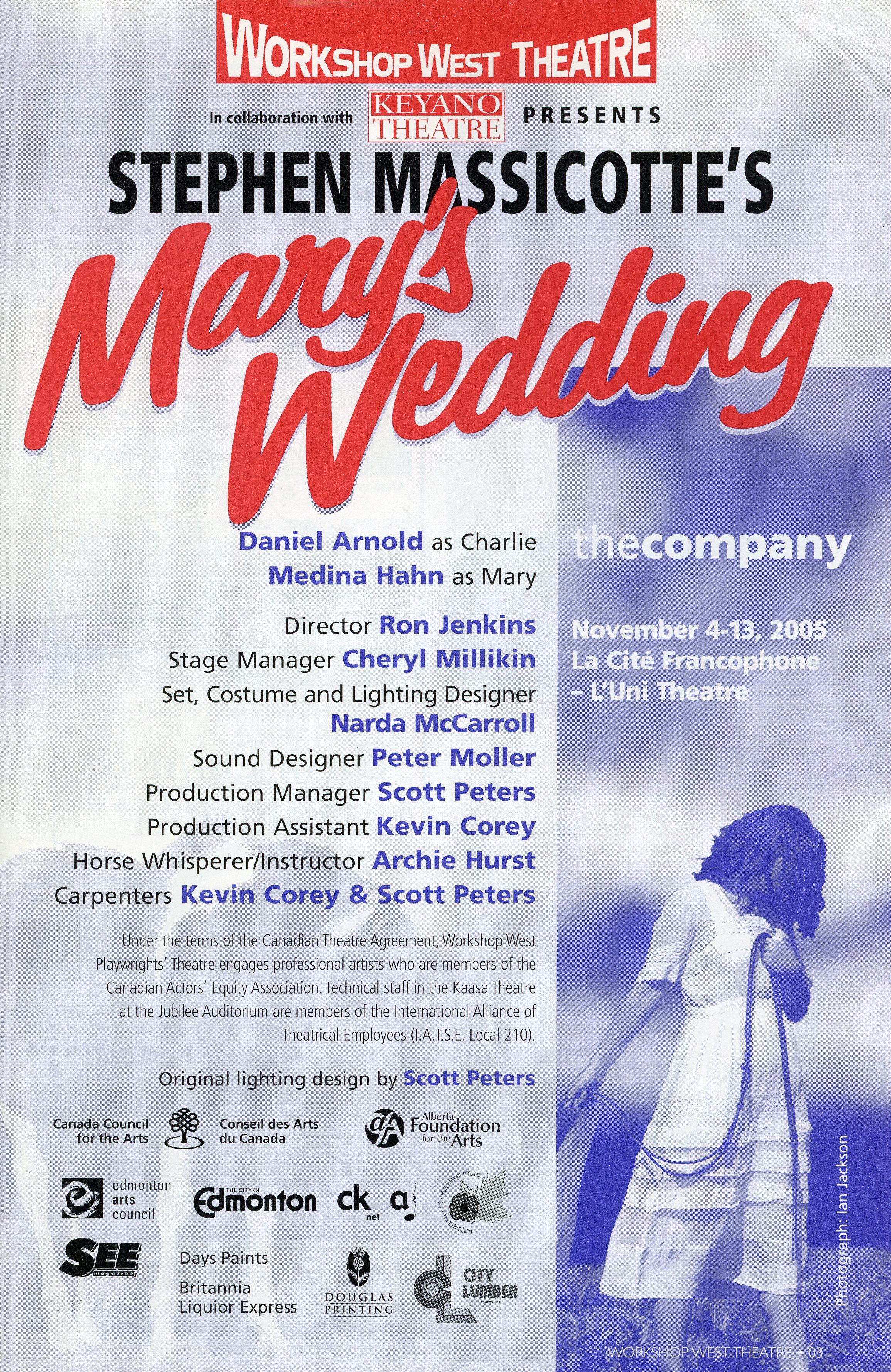 Mary's Wedding (November,2005)-Production Information_JPEG.jpg
