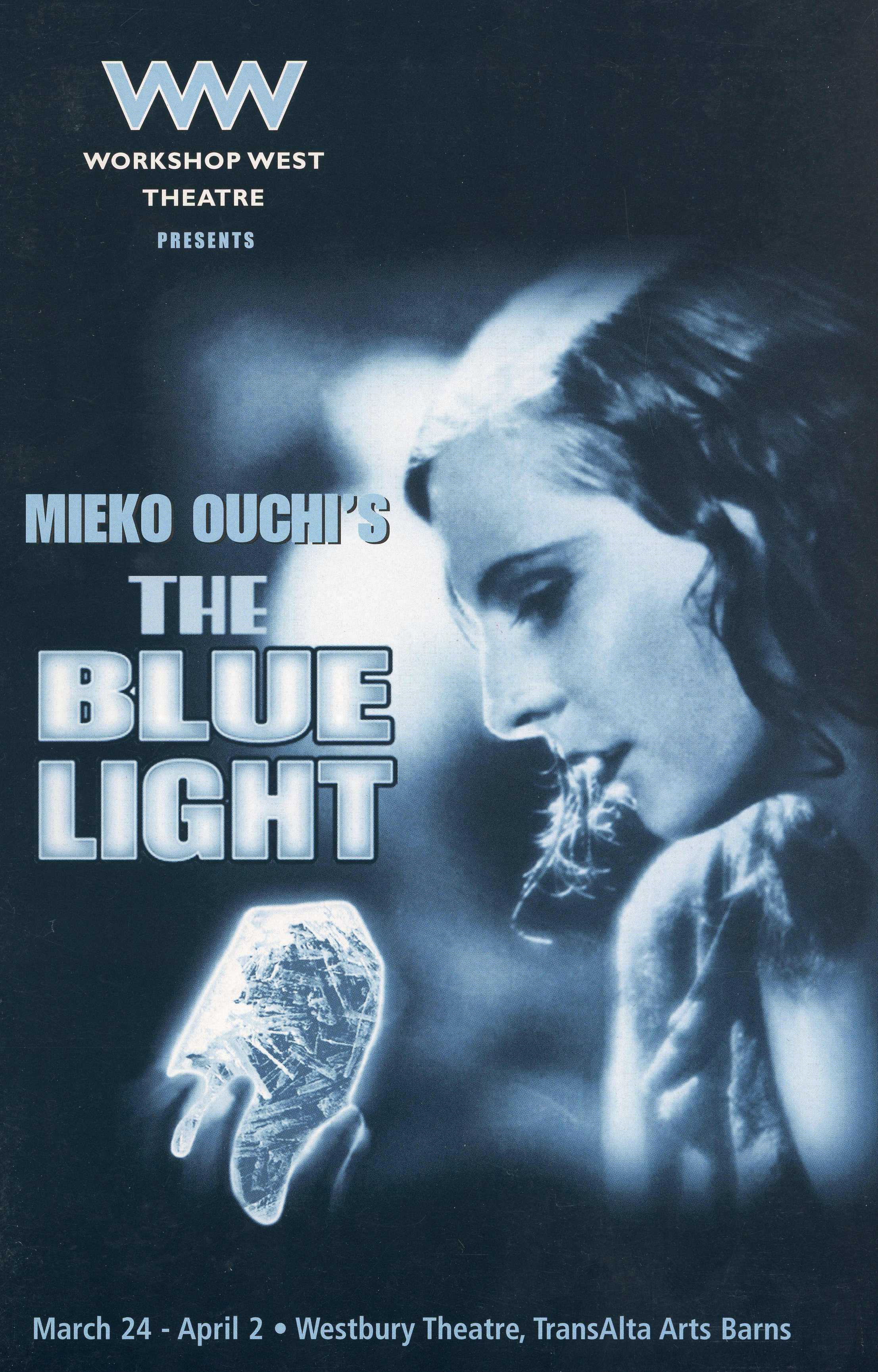 The Blue Light (March, 2005)-Production Cover_JPEG.jpg