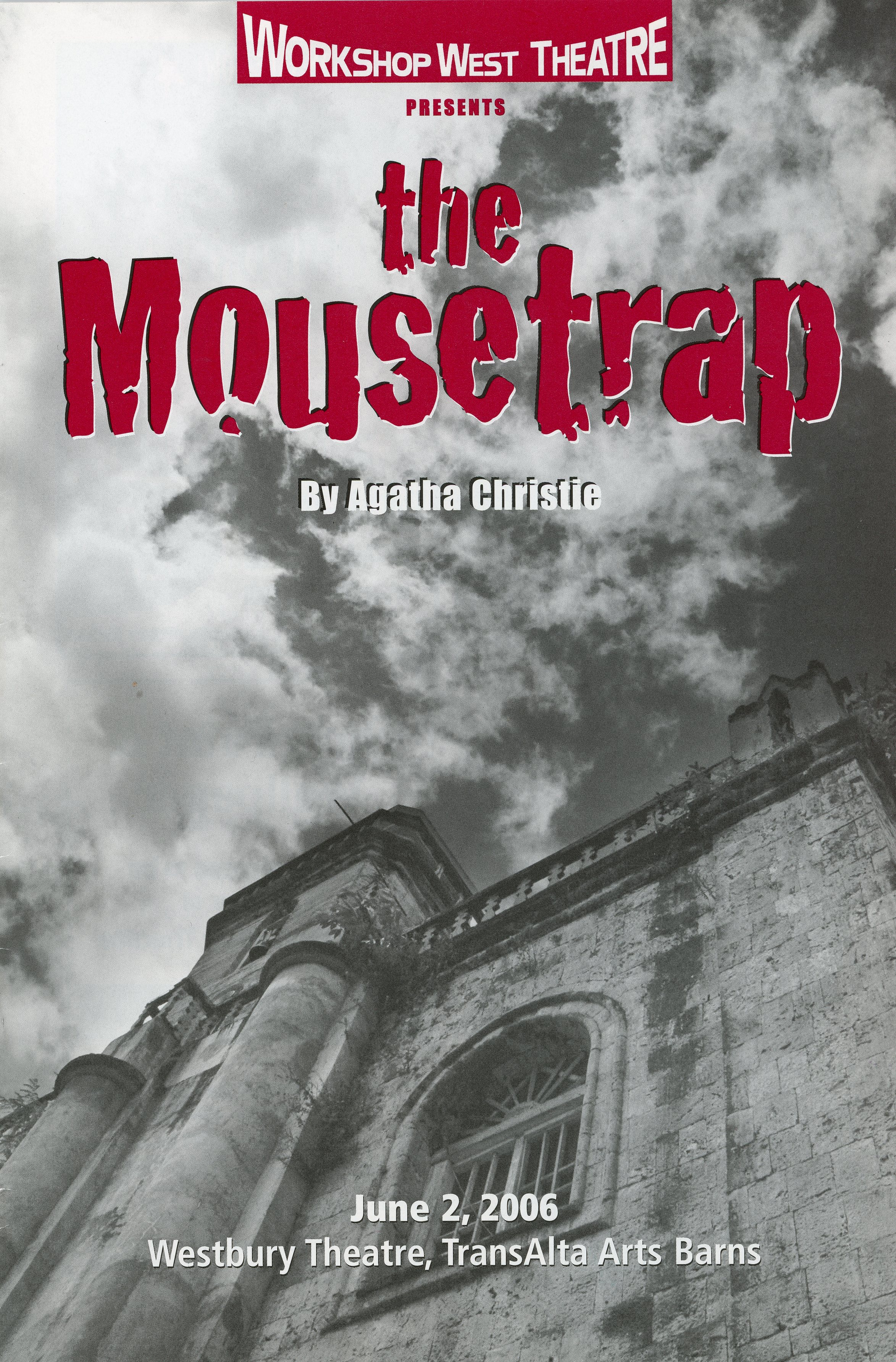 The Mousetrap (2005-2006)- Production Cover_JPEG.jpg