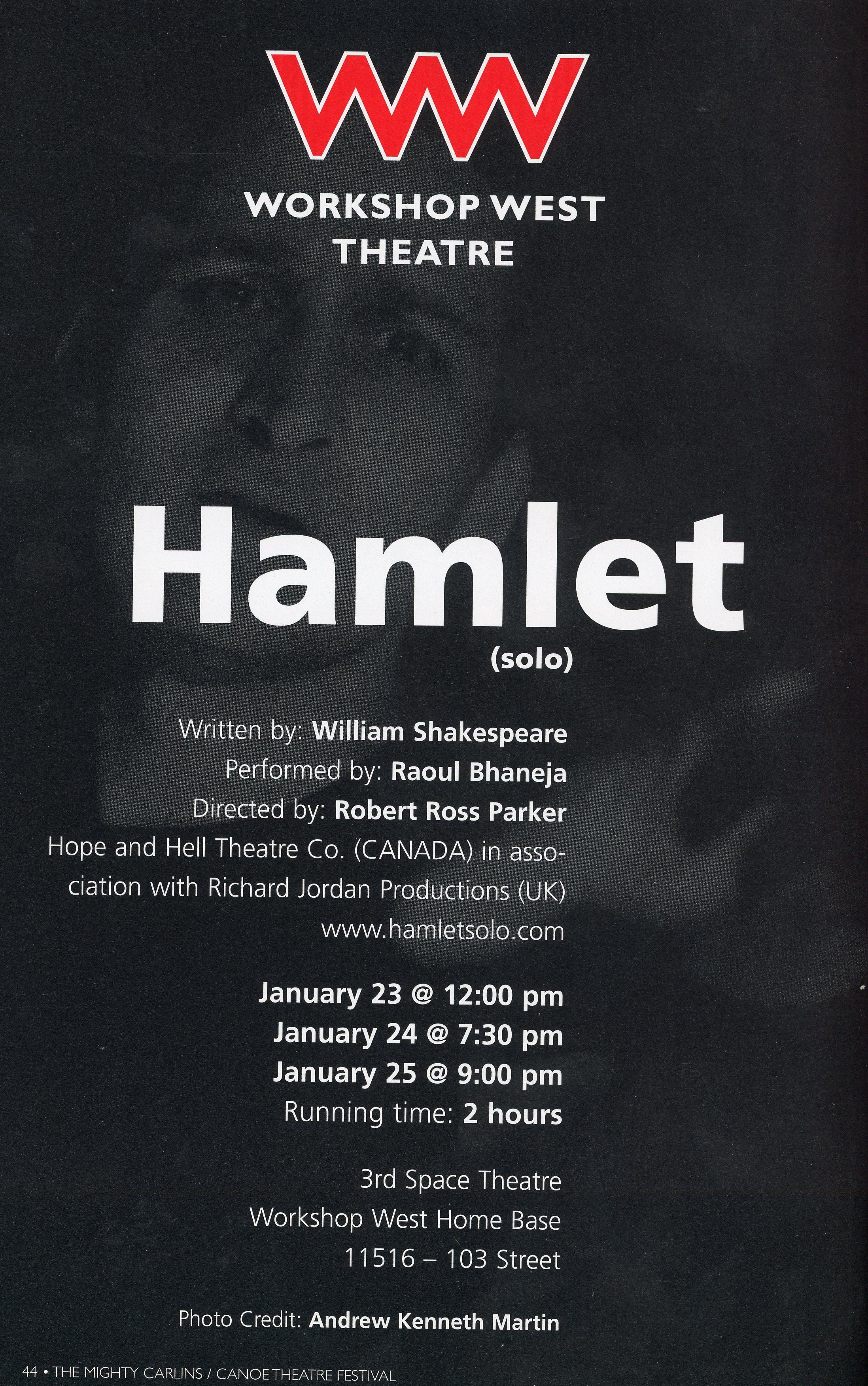 Workshop West Theatre (2008)-Production Information-Hamlet_JPEG.jpg