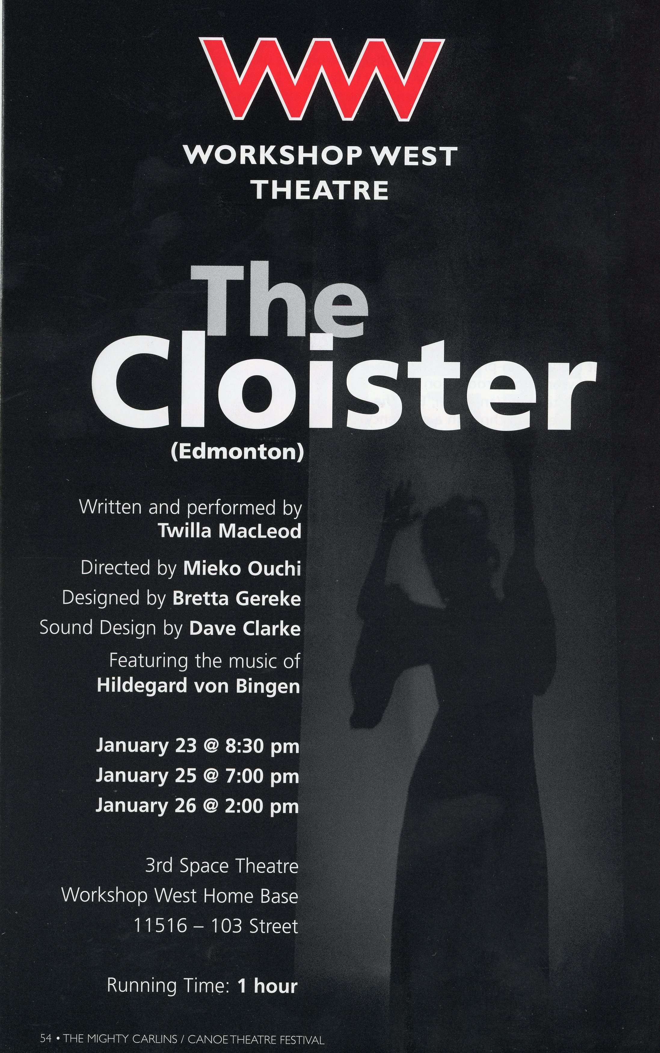 Workshop West Theatre (2008)-Production Information-The Cloister_JPEG.jpg