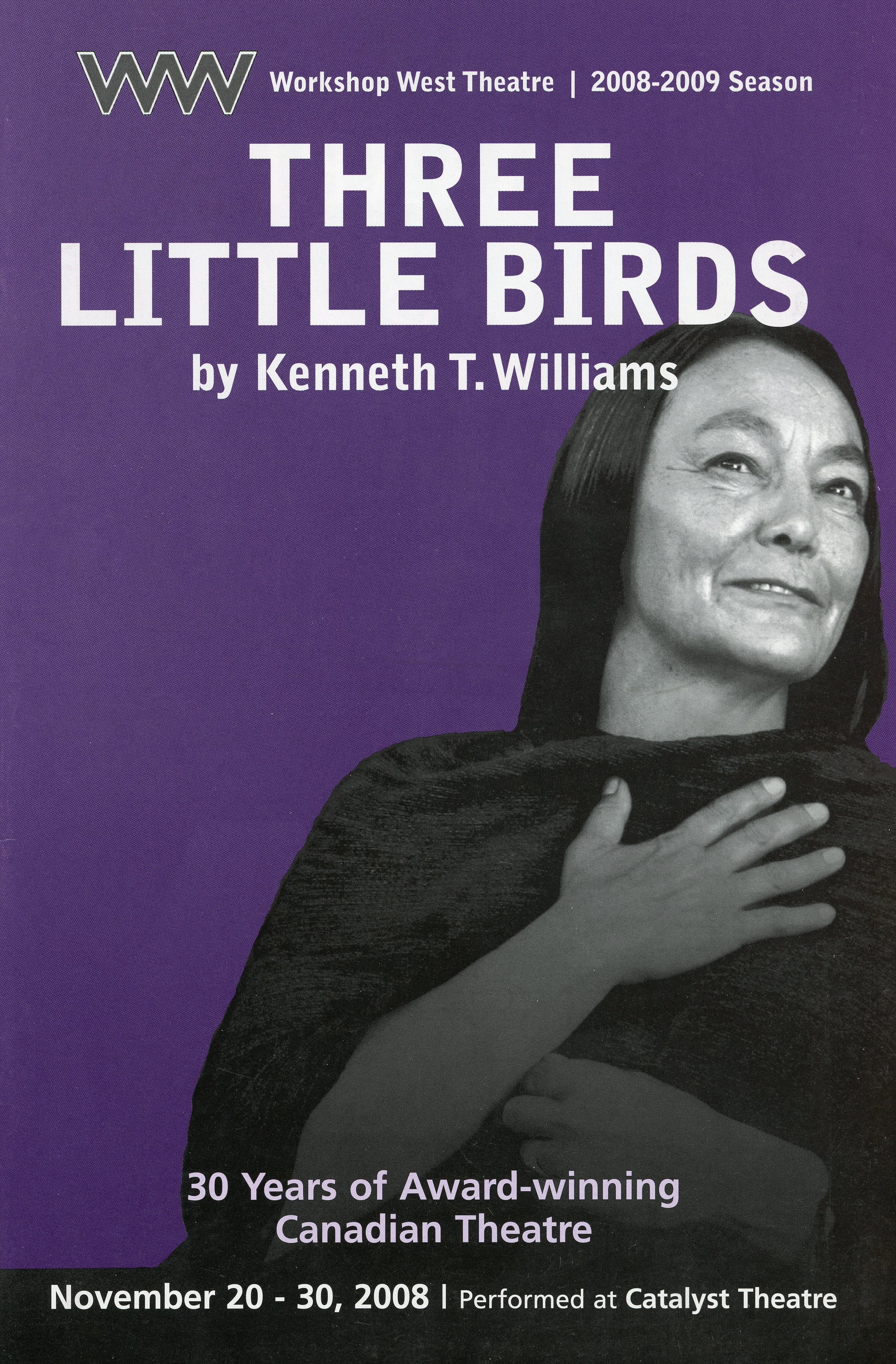 Three Little Birds (November,2 2008)-Production Cover_JPEG.jpg