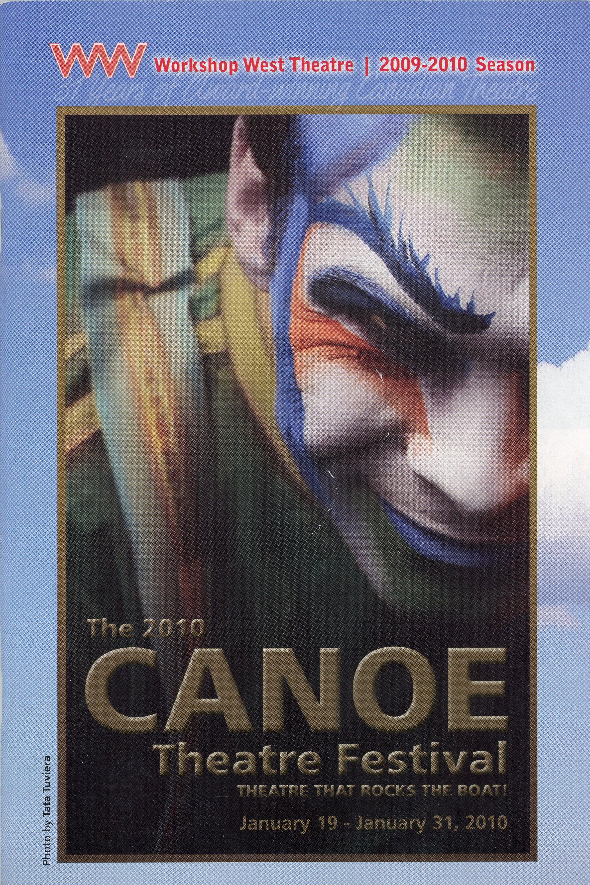 The Canoe Festival (2009-2010)_Production Cover_JPEG.jpg