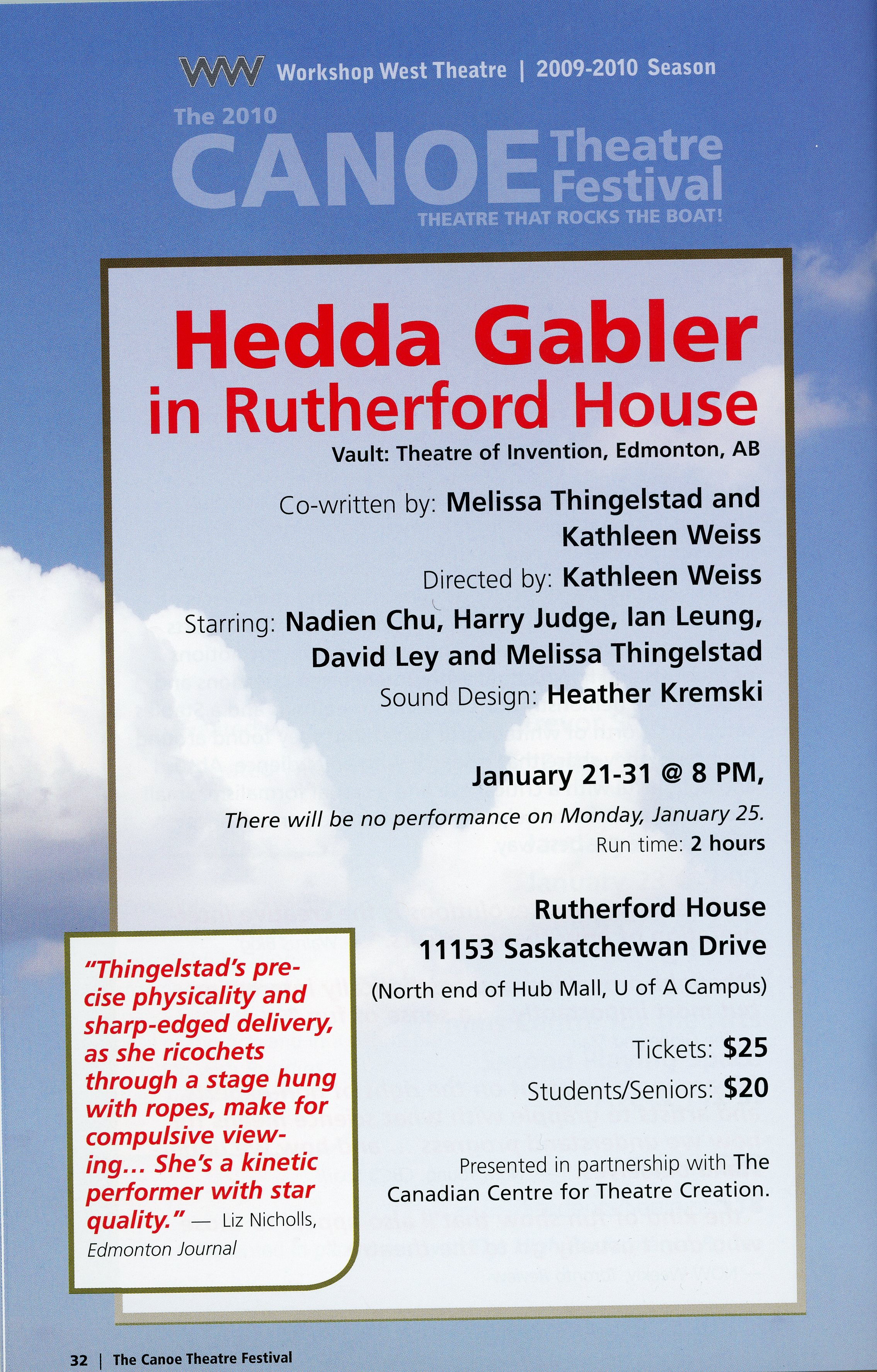 The Canoe Festival (2009-2010)_Production Information-Hedda Gabler in Rutherford House_JPEG.jpg