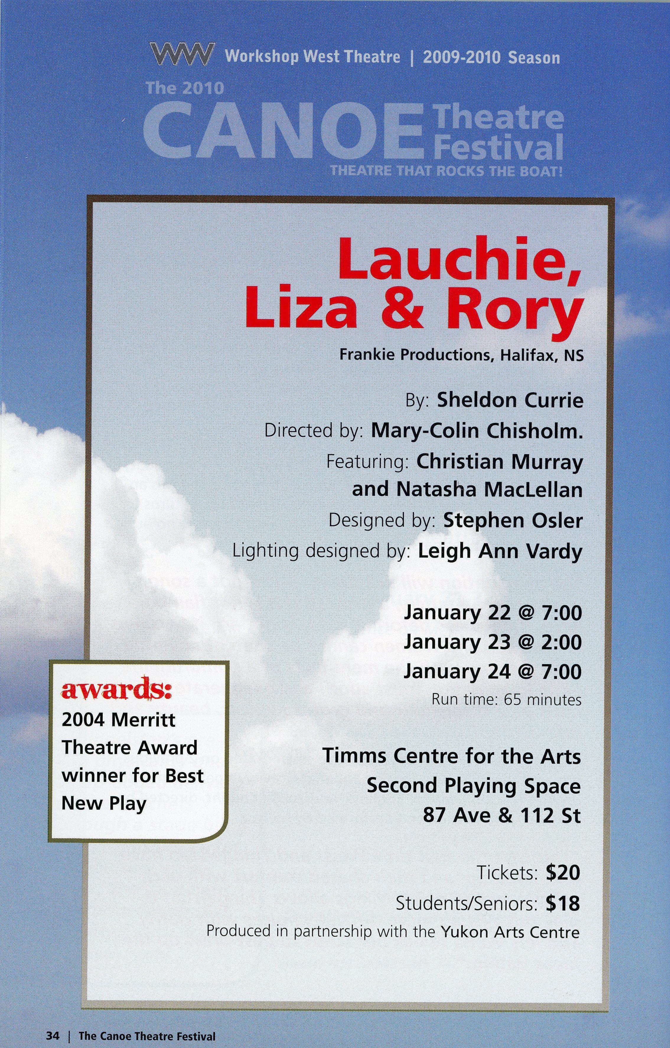 The Canoe Festival (2009-2010)_Production Information-Luachie, Liza _ Rory_JPEG.jpg