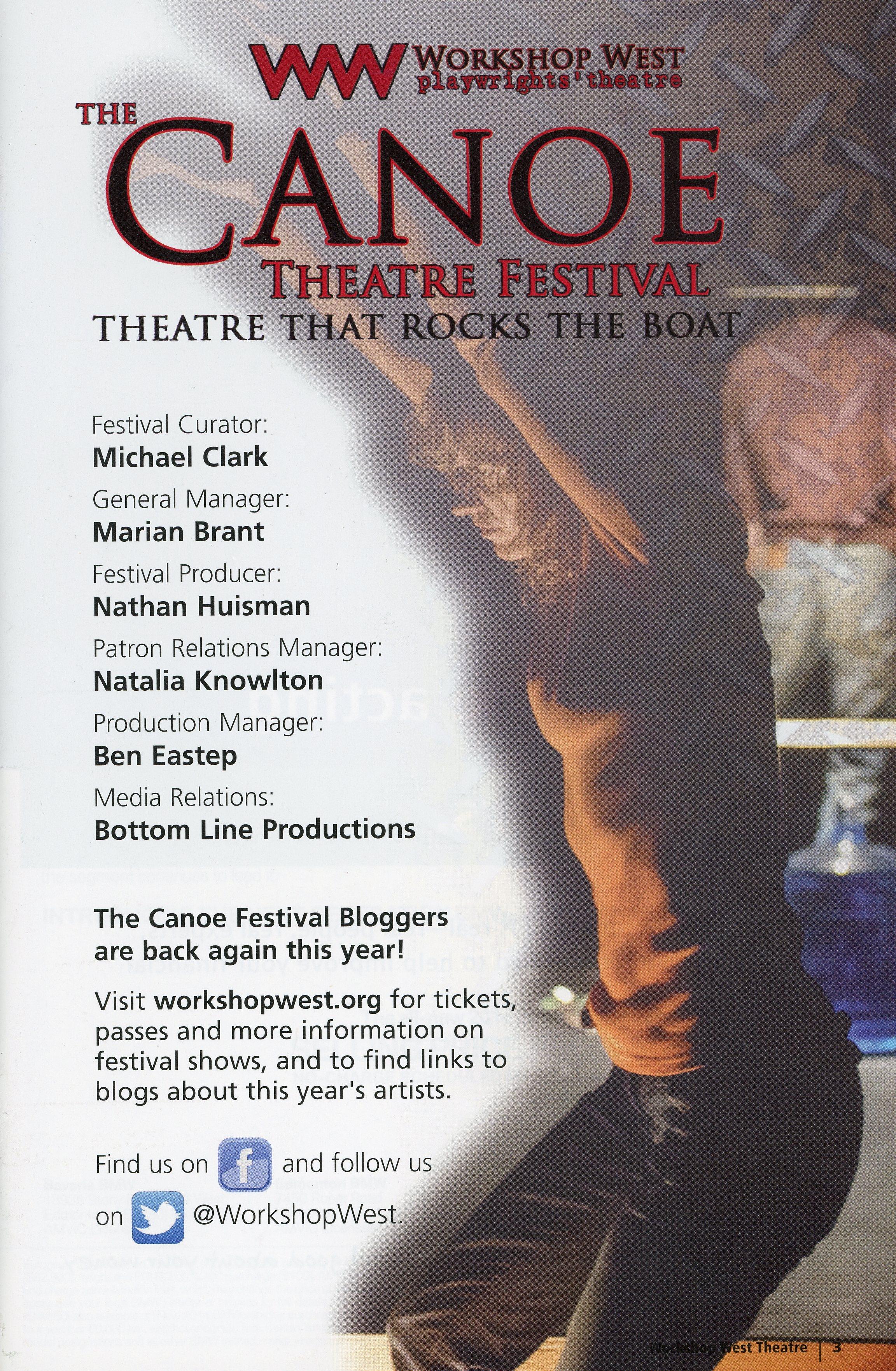 The Canoe Theatre Festival (January 2014)-Production Information_JPEG.jpg