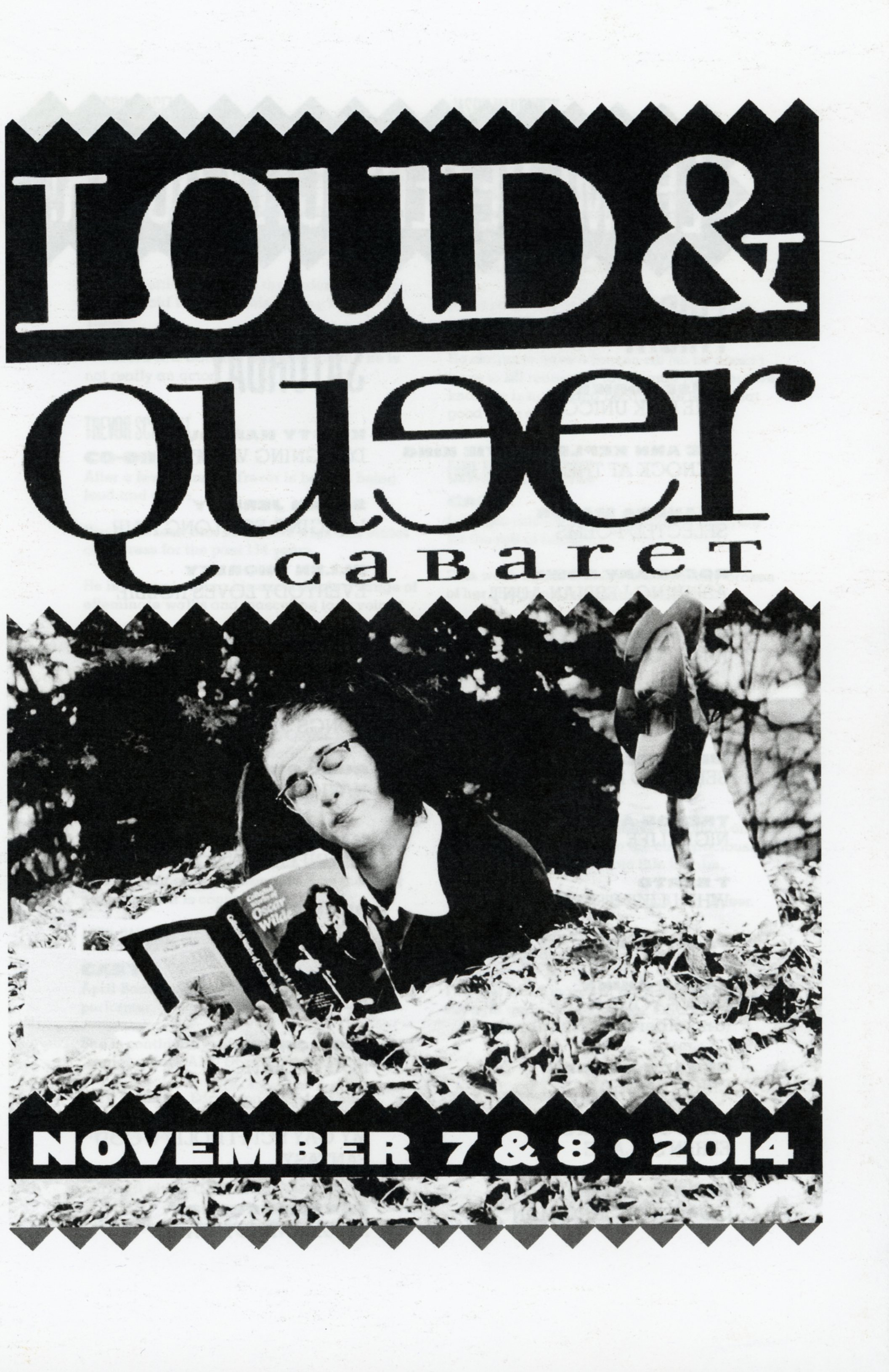 Loud and Queer Cabaret (November, 2014)-Production Cover_JPEG.jpg