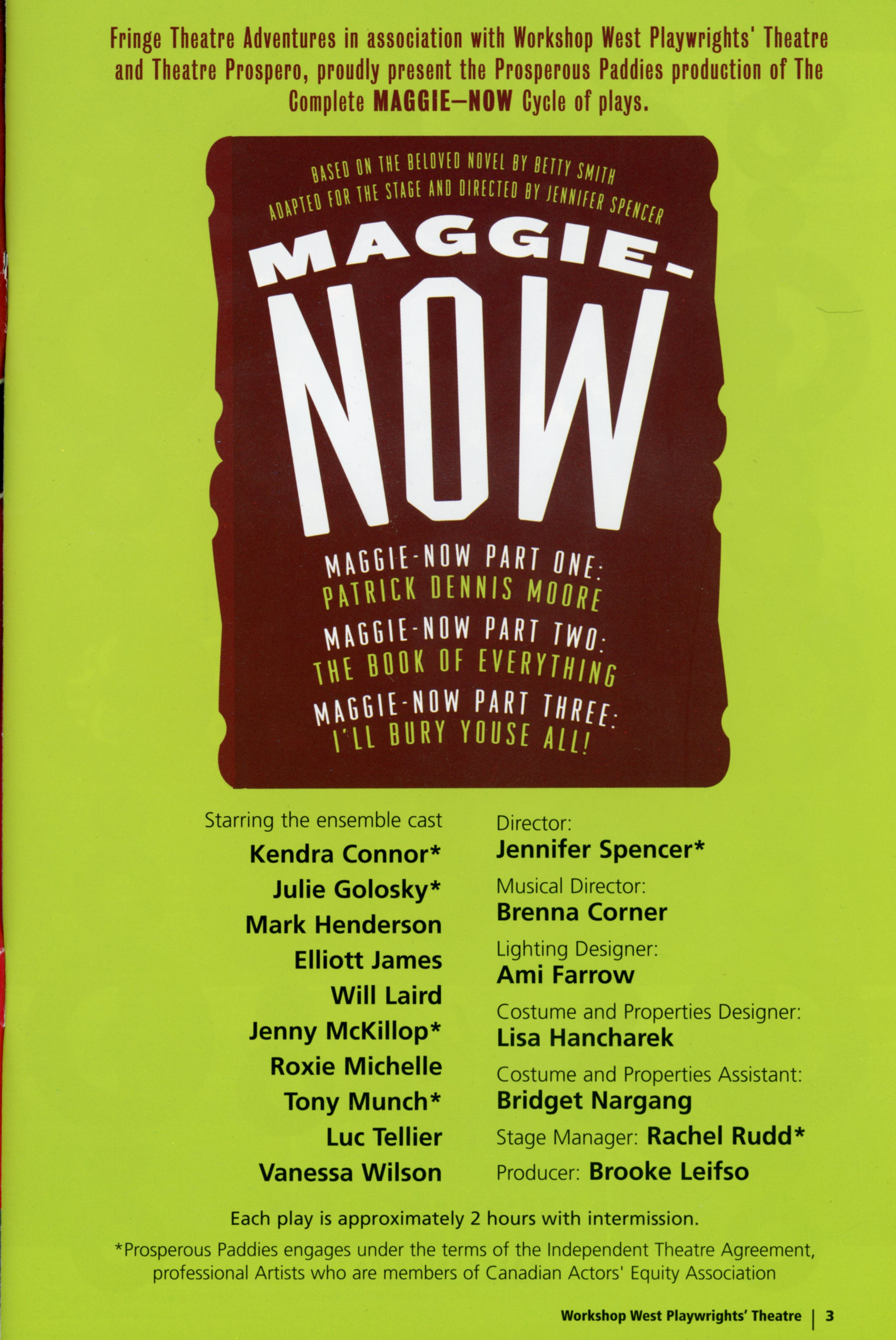 Maggie-Now (November, 2014)-Production Information_JPEG.jpg