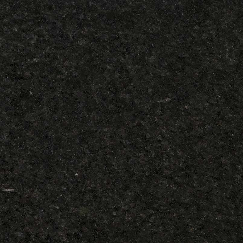 Black pearl - Quarried: IndiaMaterial Type: GraniteDescription: semi-solid color tone with speckles of blacks, silvers, browns, greens and shades of greys.Other Name(s): Black Labrador
