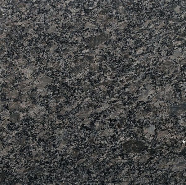 SILVER PEARL - Quarried: IndiaMaterial Type: GraniteDescription: semi-solid coloring with variations of grey specks large and small.Other Name(s): Steel Grey