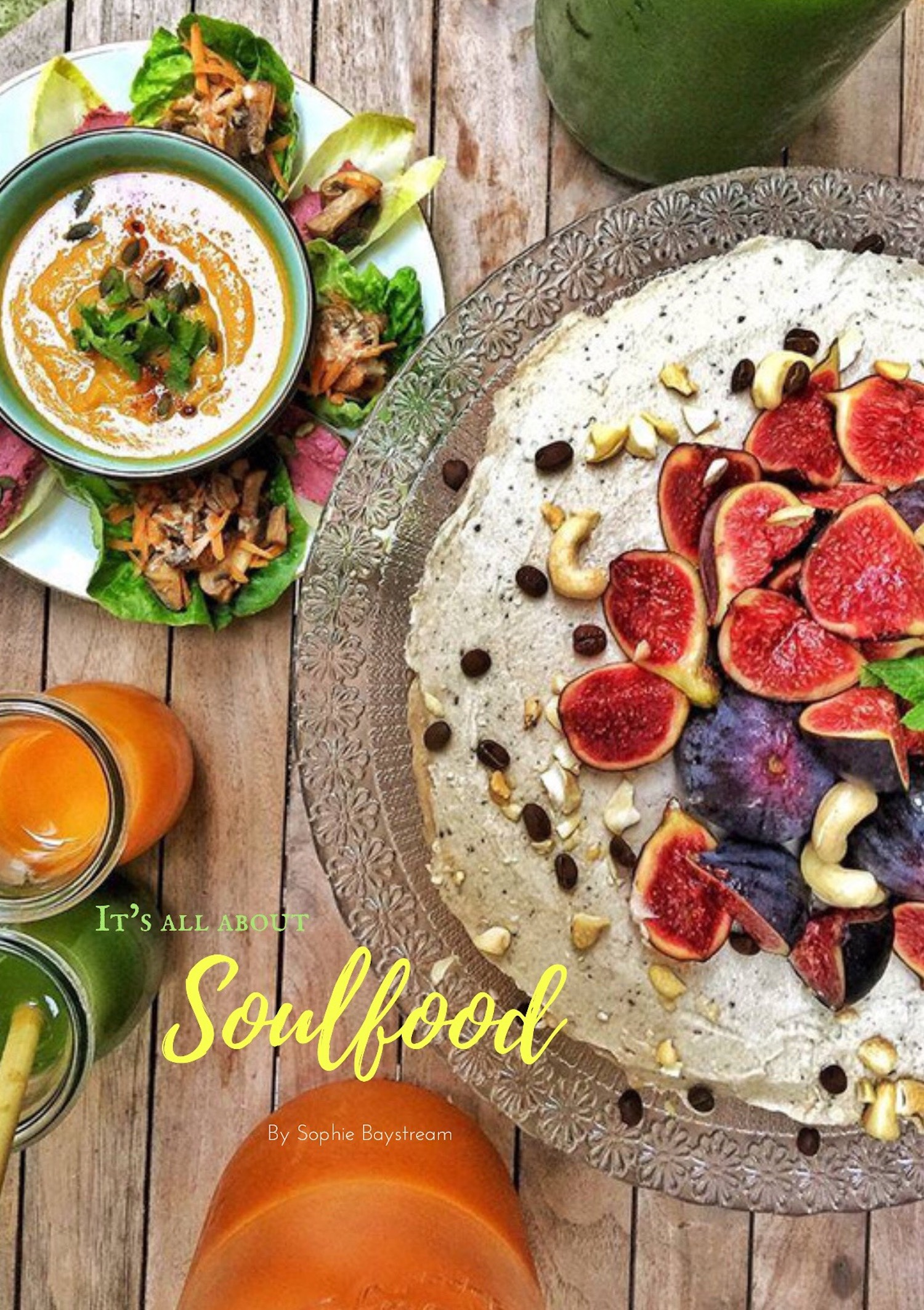 Creative & inspirational healthy food workshop (by Chef Sophie Wikstrom)