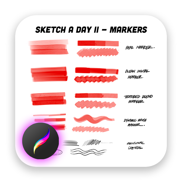 Sketch A Day Ii Markers Sketch A Day