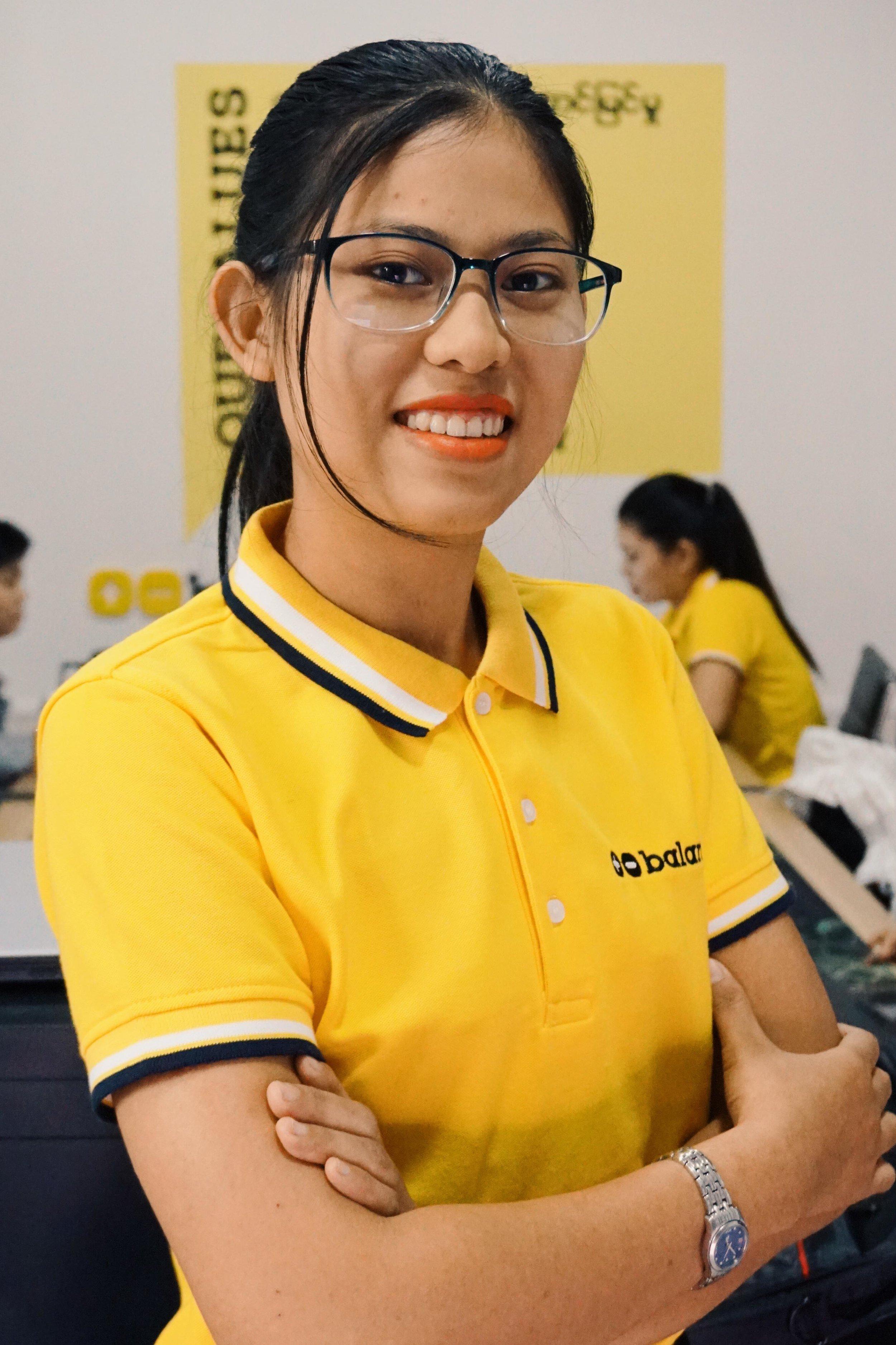 Thiri Htike Khin - Junior Accounting Expert