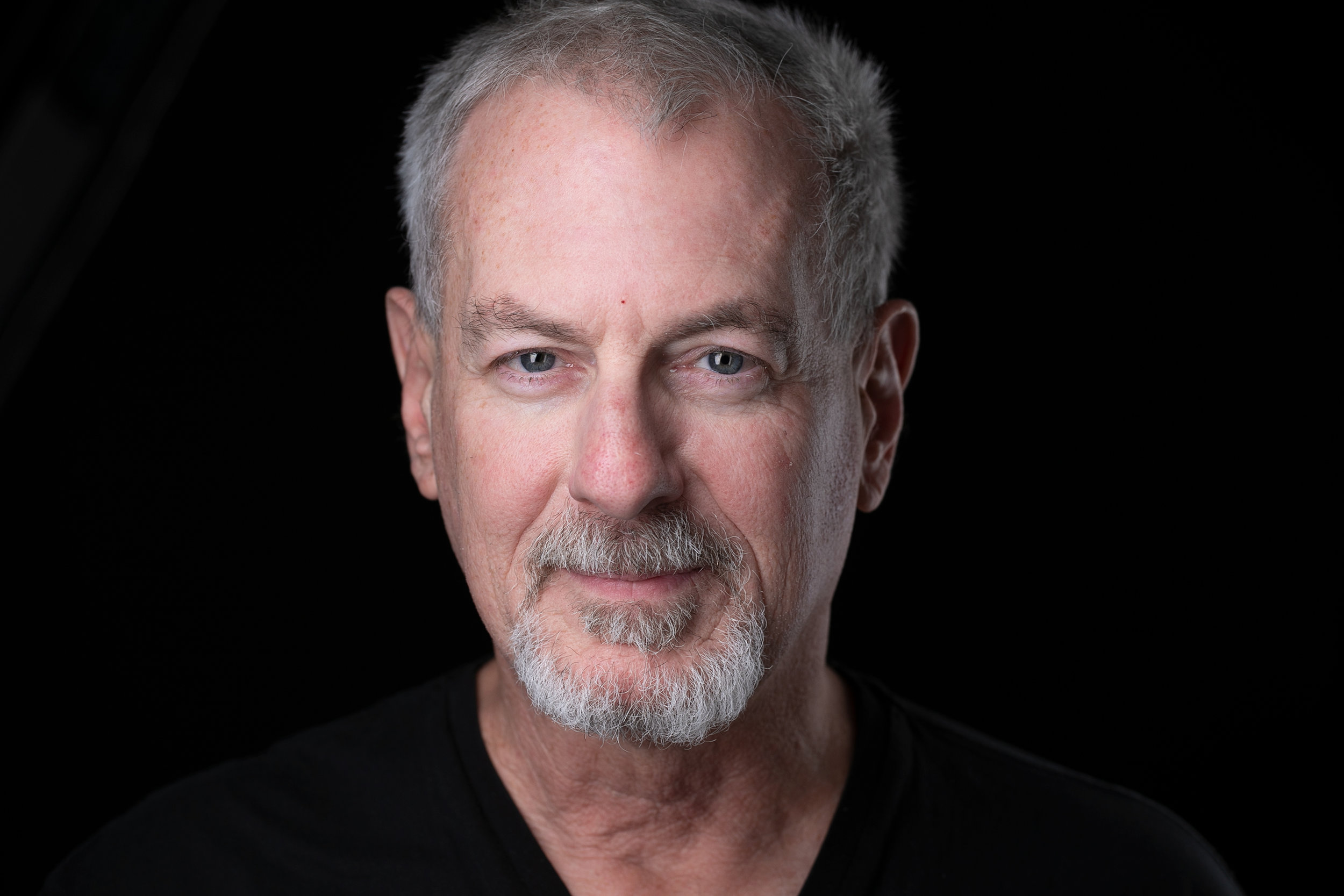 Dennis Rosenberg   (photo by Peter Hurley)