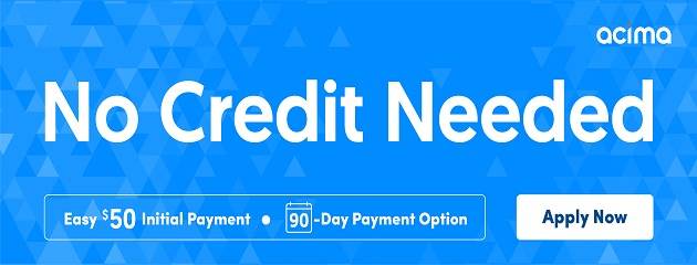 No Credit CHeck/NEEDED financing available, JusT $54 Down!