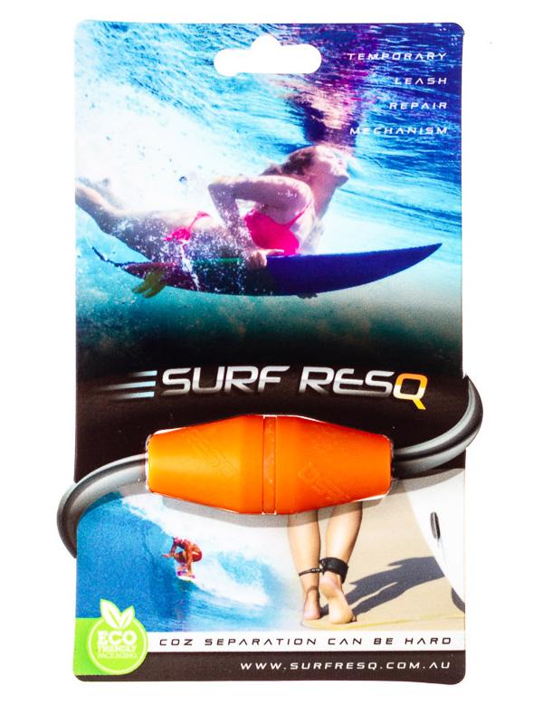 Surf ResQ Leash Repair — Orange Edition