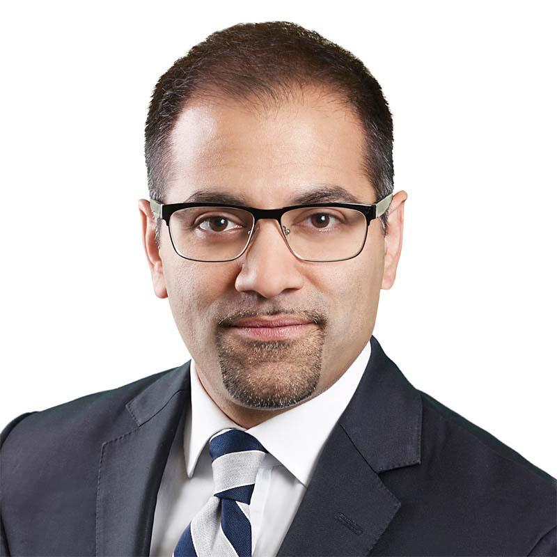 Usman Sheikh, Partner, National Head - Blockchain & Smart Contract Group, Gowling WLG