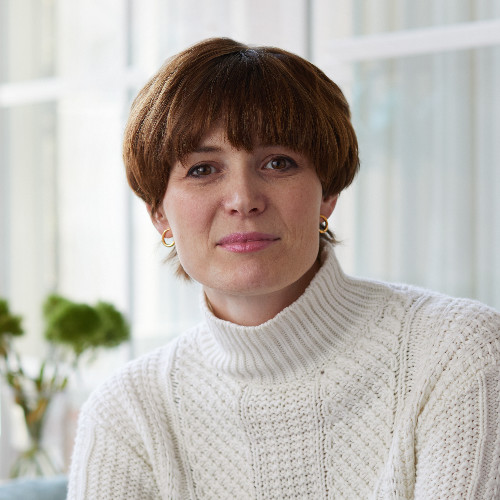 Sara Morgan, VP, Axiom US
