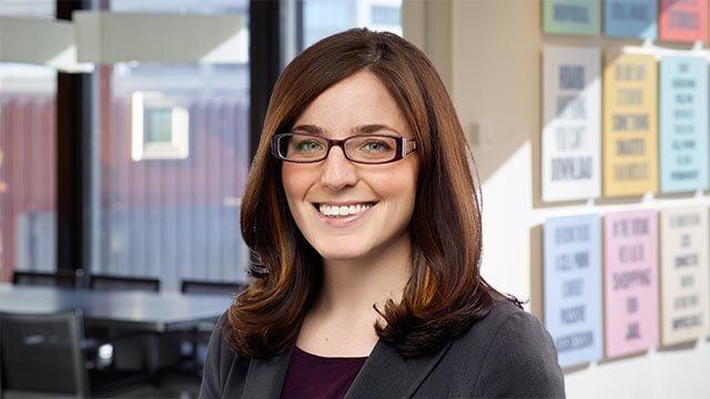Myriam Seers, Senior Associate, Torys