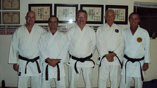 Group shot of black belt members training at Gold Coast Dojo in 2012⠀⠀⠀⠀⠀⠀⠀⠀⠀ ⠀⠀⠀⠀⠀⠀⠀⠀⠀ #karatelife #karatelifestyle #karatetraining #shotokan #shotokankarate #shotokankaratedo #traditionalkarate #karate #karatedo #karateka