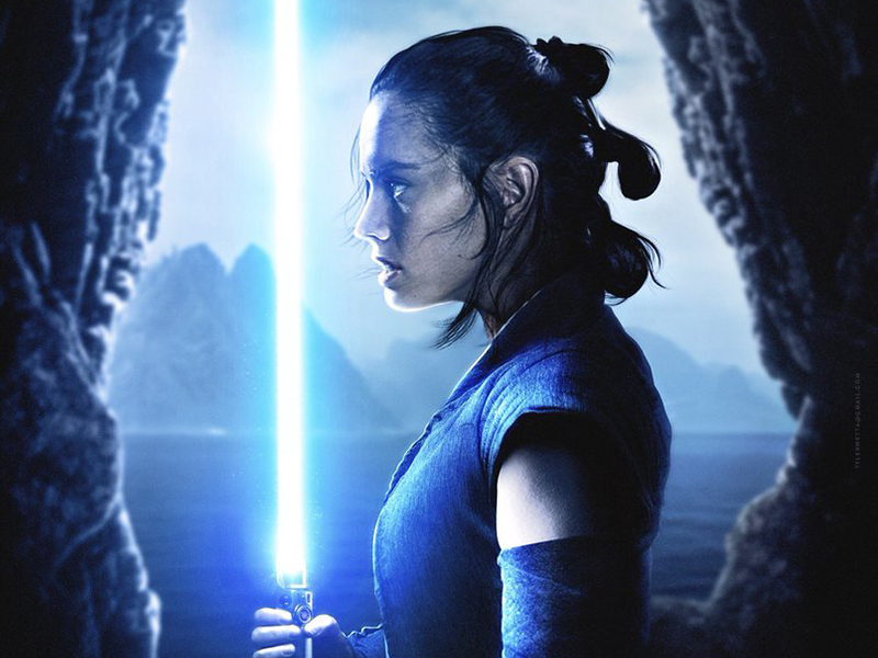 Episode 21: Star Wars - The Last Jedi