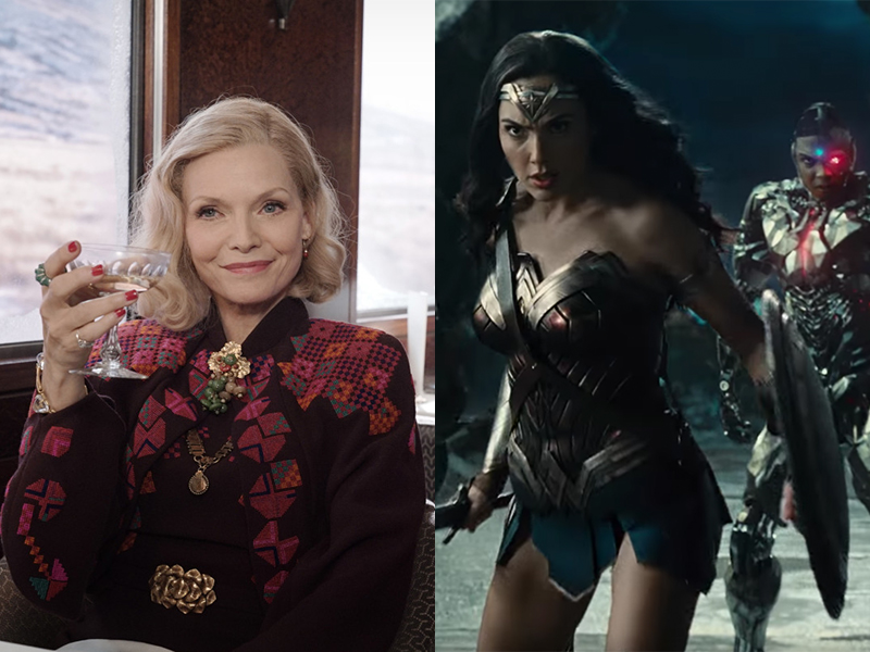 Episode 20: Murder on the Orient Express + Justice League