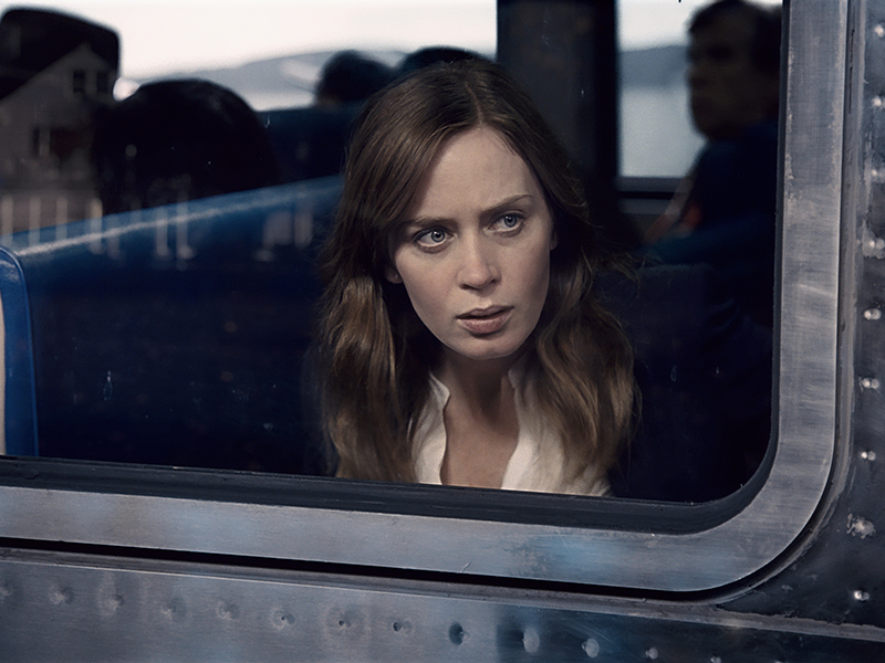 Episode 09: Girl on the Train
