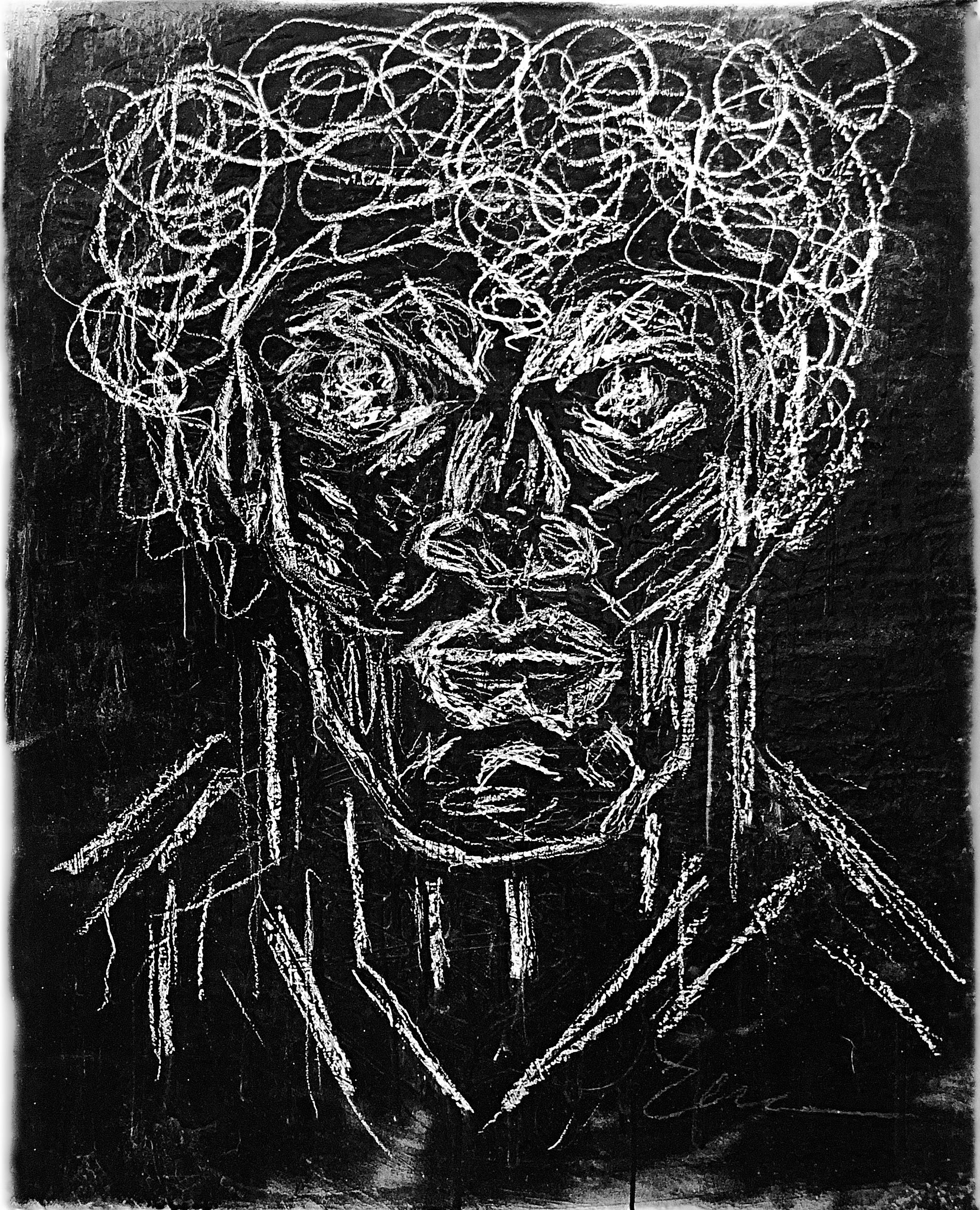 Self Portrait (24x30)
