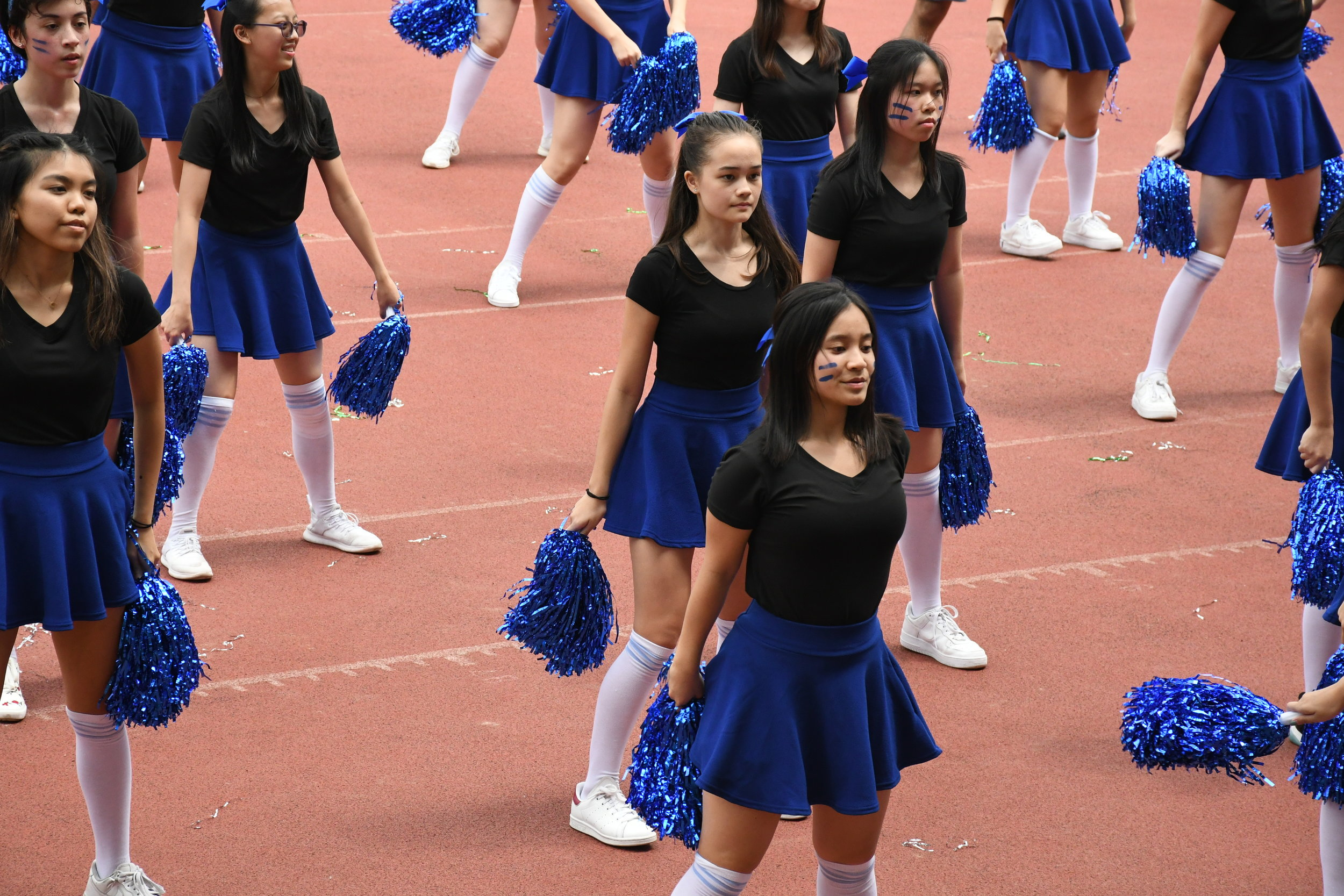 Picture of Ming House Cheerleaders