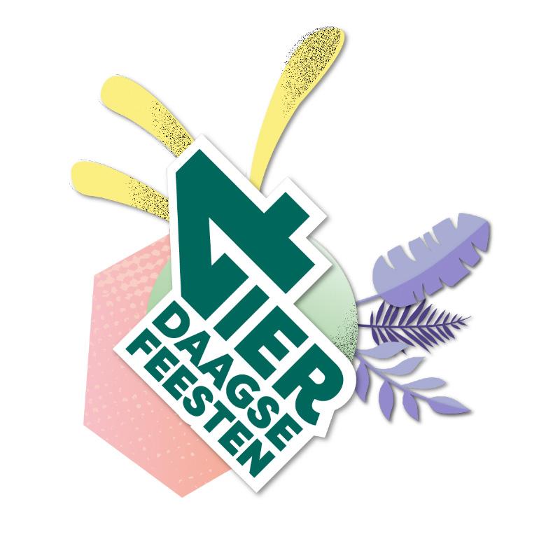Vierdaagsefeesten - Vierdaagsefeesten. Een vrij, toegankelijk en waardevol evenement voor de generaties van nu en straks. Vierdaagsefeesten is levenslust, gedeelde kennis en een enorm enthousiasme.Lees verder »
