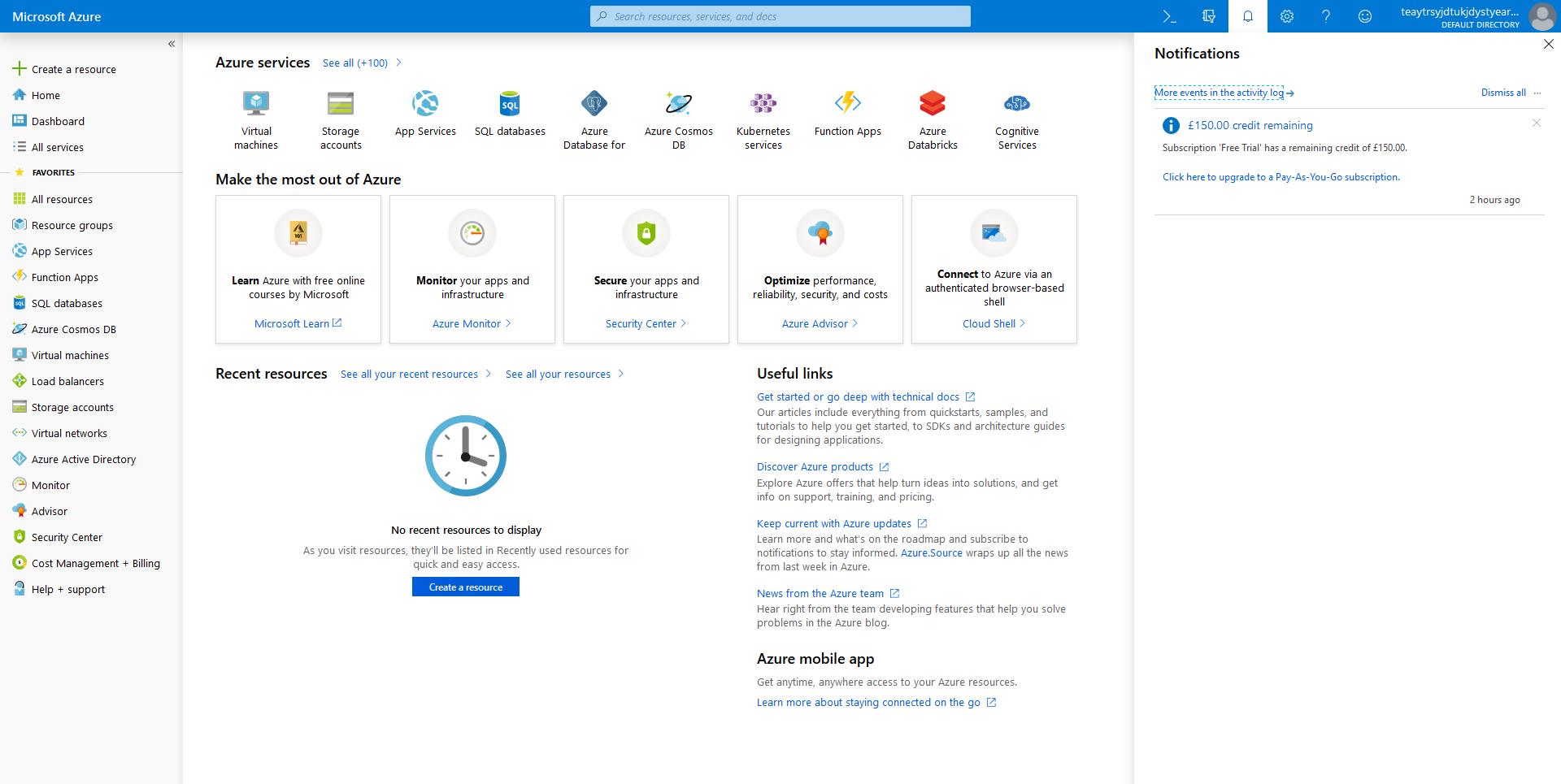 Docker On Cloud - Pt2 A -Microsoft Azure Setup — LabLand