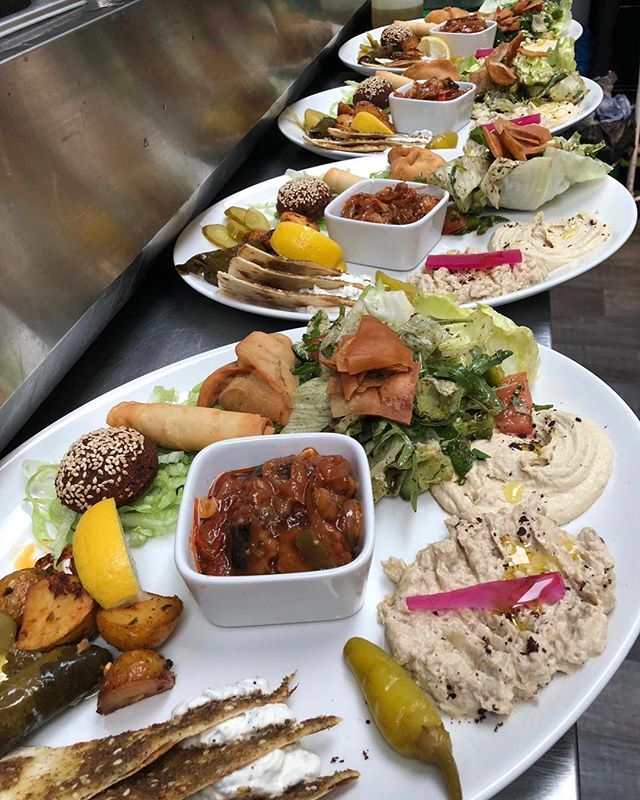 "If you missed our Lunch! Then we guess you can't resist our dinner! 😍 . Why not come and try our ""Tasting Menu"" 😍 .  #beitbeirut #beitbeirutwoking  #woking #surrey #lebanesefood #lebanesemezza #lebanesewine #londontoprestaurant #restaurantandbar #london #londonfood #mediterraneanfood #weekend #friday #fridaynight #tastingmenu #delicious #veggiemenu #vegetarian #launch #dinner #delicious #cantresist"