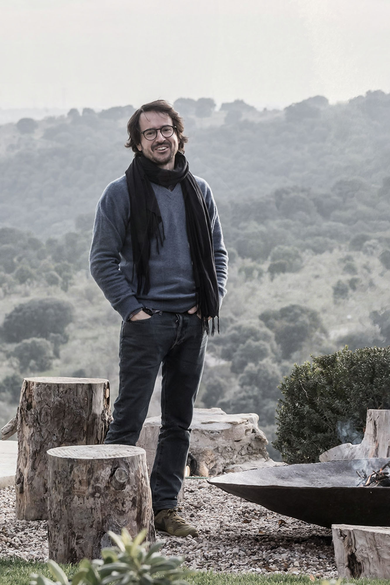 Gonzalo Morillo Socio en Locus Landscape Architecture