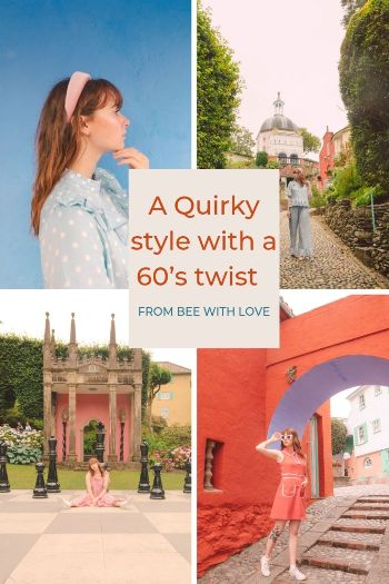 quirky look book