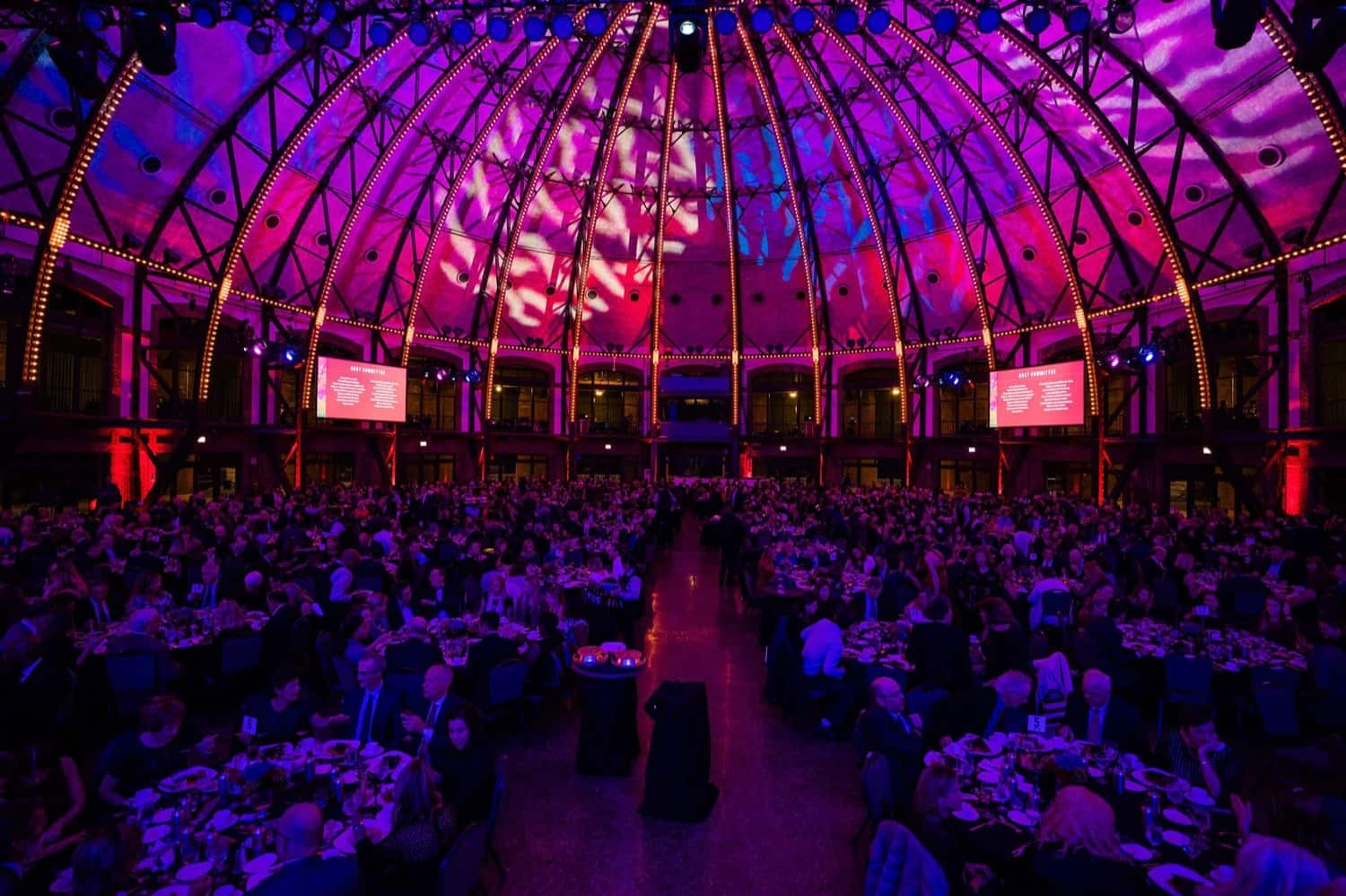 - JT can provide event logistics which includes creative venue selection and management; staffing; registration; program and stage development; and video production and distribution.
