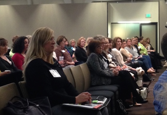 - On May 6, JT helped Chicago-based WomenOnCall host its first signature event in Seattle.