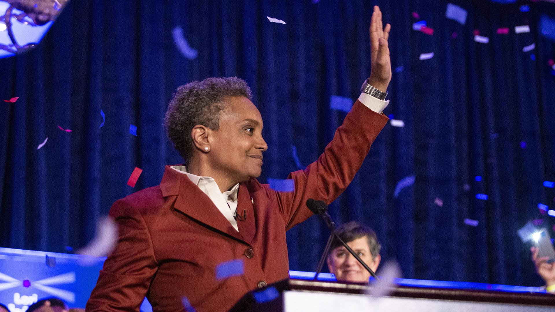 - JT events team supports election night for Chicago's first African American, female mayor – Lori Lightfoot.