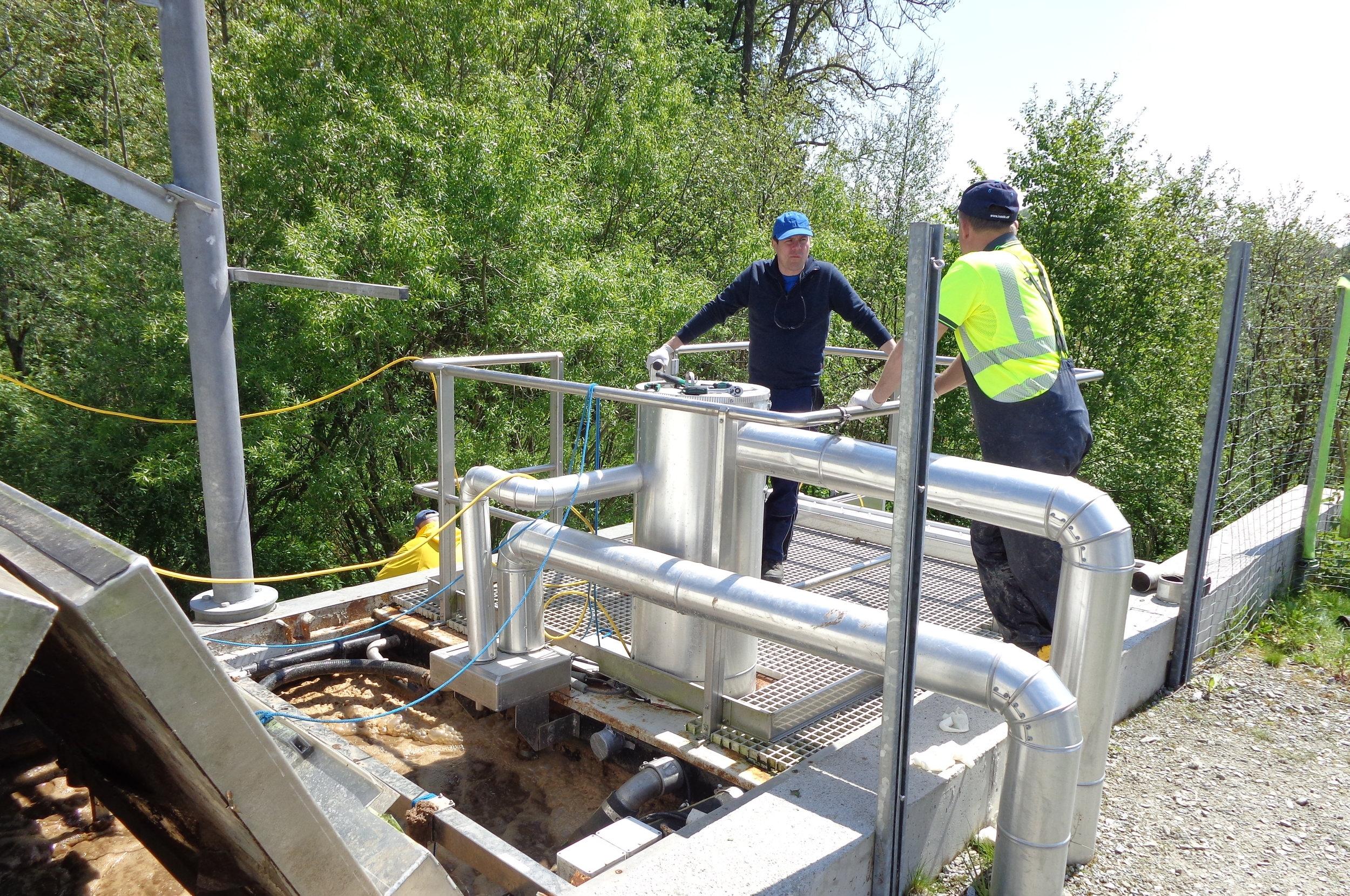 Abwasser aus Produktionsprozessen kann mit  AQQA®  wiederverwendet werden.  Mehr…