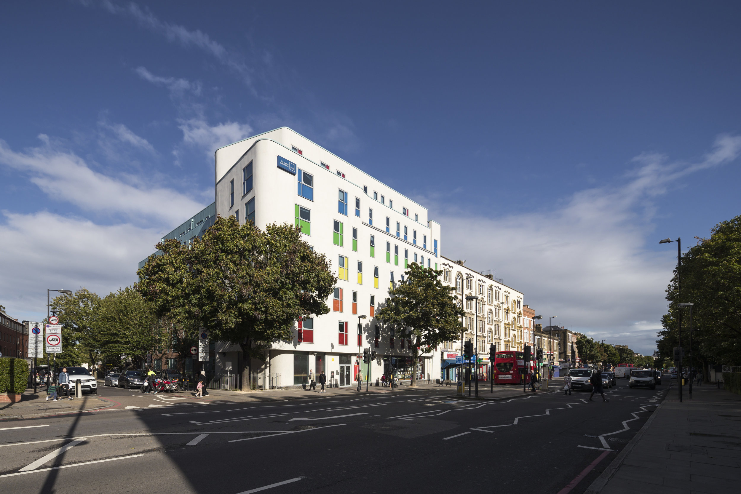 Holloway Road    Mixed-use, Student Living - Islington