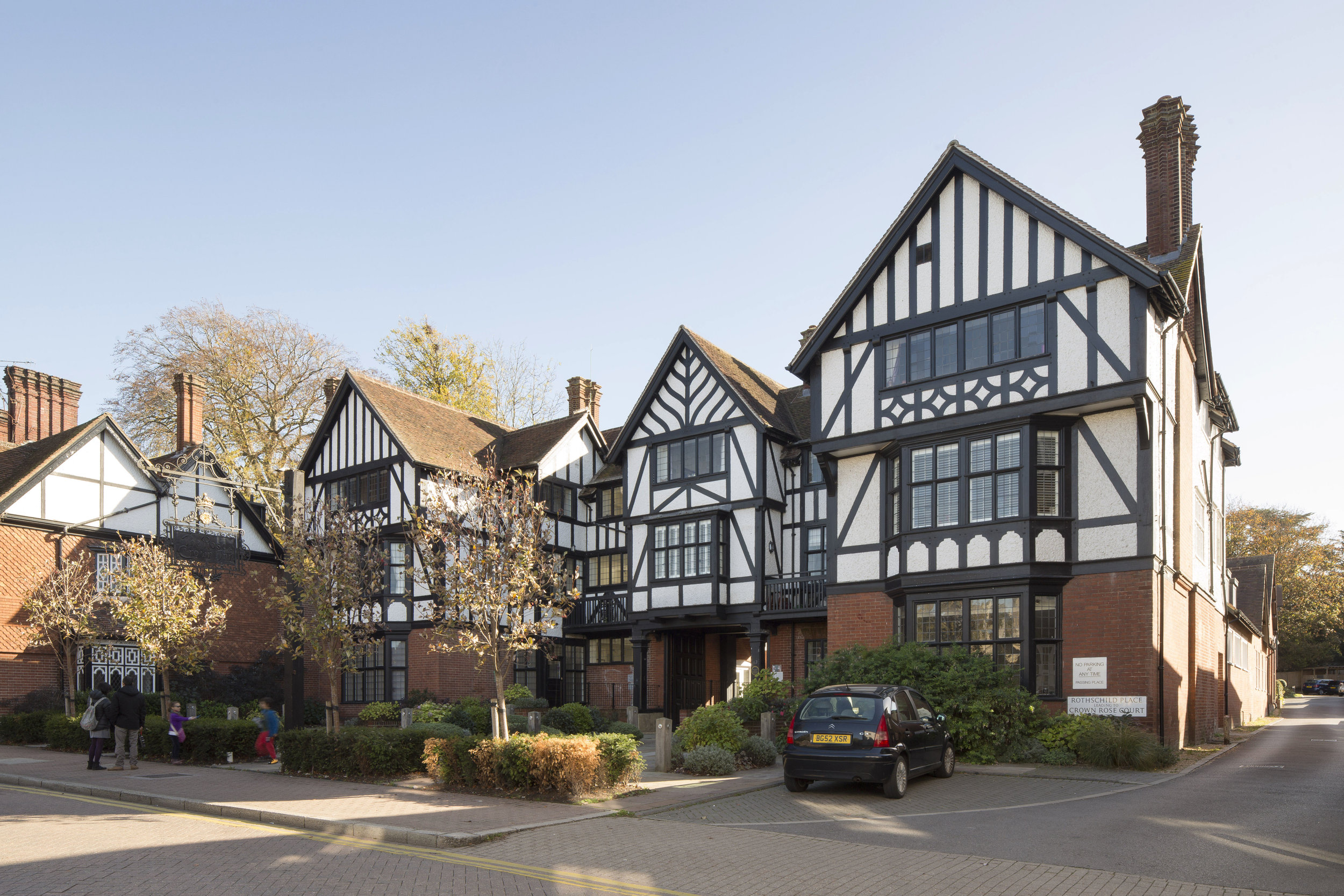 The Rose & Crown    Mixed-use, Senior Living, Heritage Conversion, New build - Dacorum, Hertfordshire