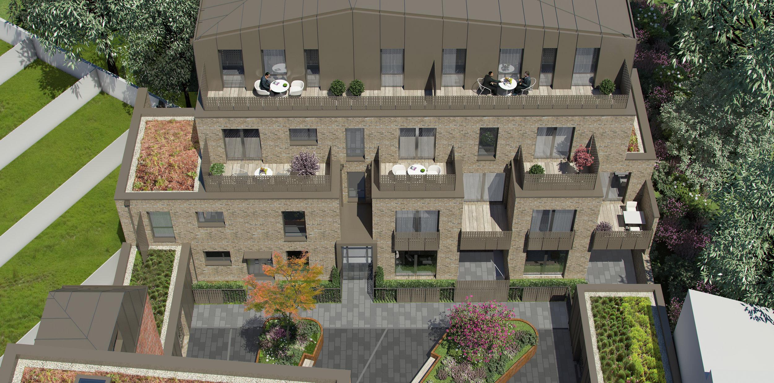 Balaam Street    Residential + Regeneration - Plaistow, Newham
