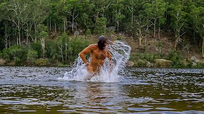 Chris Bennie, The River, 2017