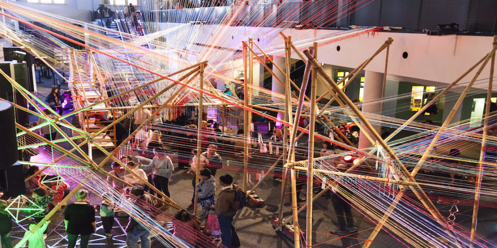 Tanabata: Star Village, Powerhouse Museum, 2016