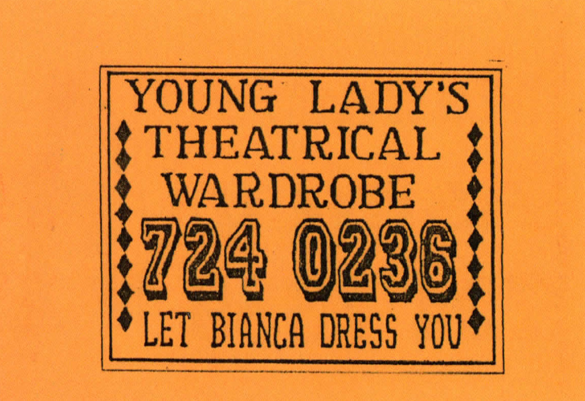 Young Lady's Theatrical Wardrobe - Let Bianca Dress You.jpg