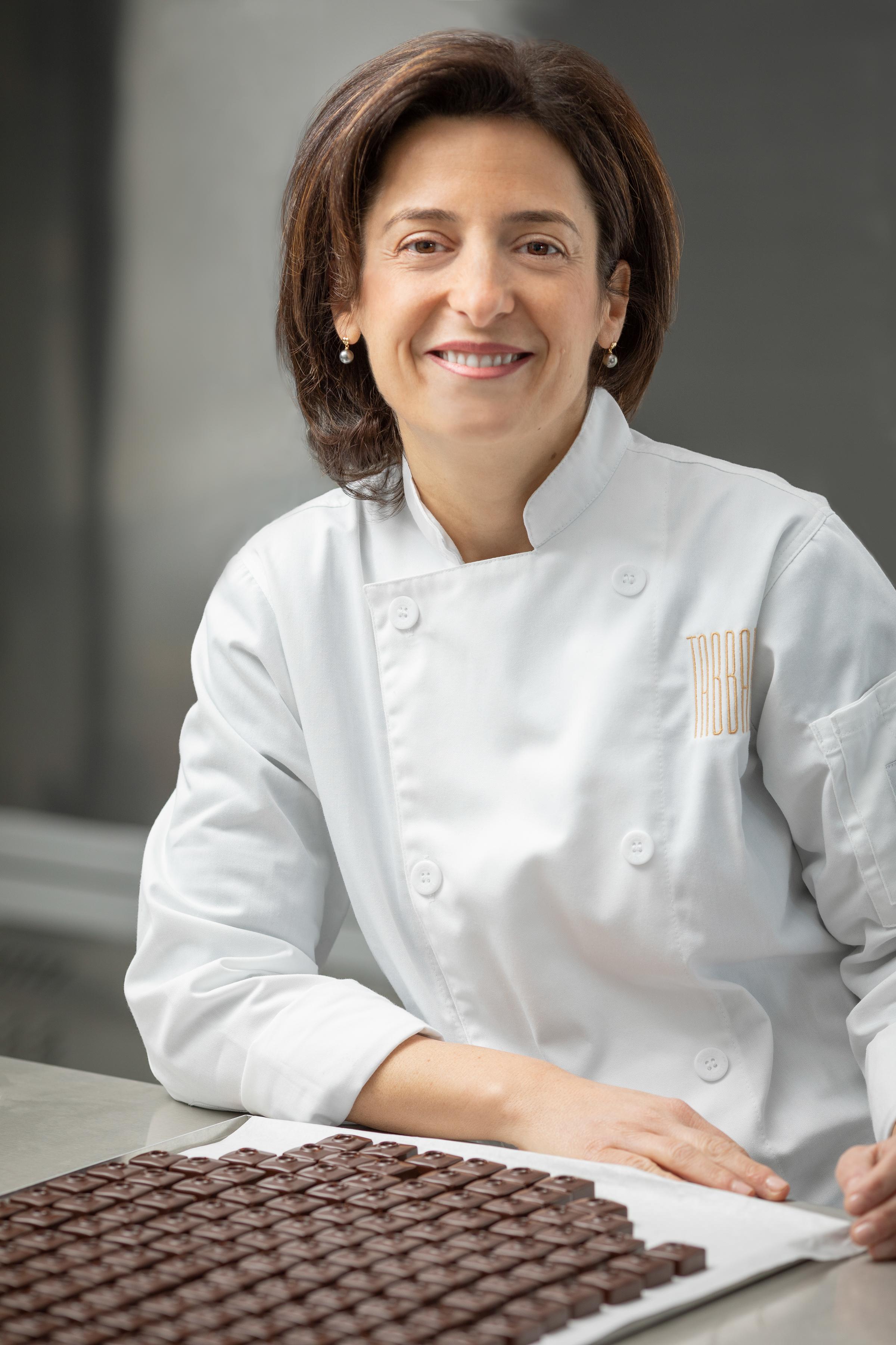 Nancy Tabbara - Third Generation Chocolatier