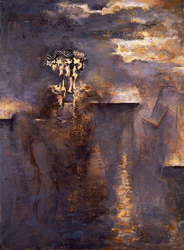 Reverie III  1992-3, 229 x 168 cm