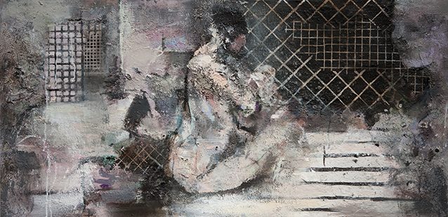 Motherhood  2007-15, 60 x 122 cm