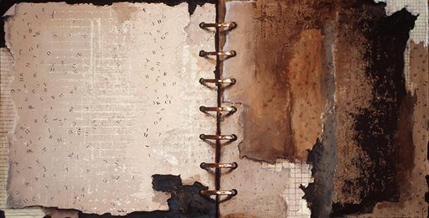Memory Loss  1997, 35.7 x 70 cm