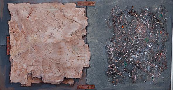 Disorder  1997-2002, 40 x 75 cm