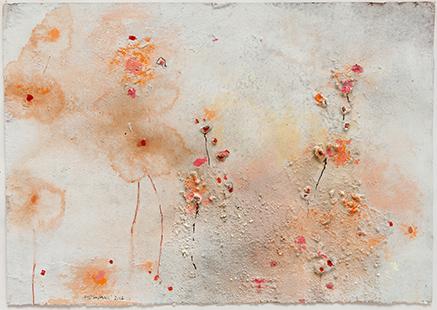 Small Flower Piece I  2012, 34 x 48 cm